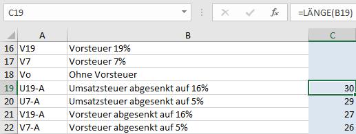 Abbildung der Mehrwertsteuer-Senkung in Dynamics 365 Finance