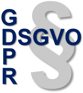 GDPR bzw. DSGVO – was hat das mit uns zu tun?
