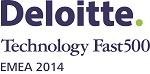 Logo Deloitte Technology Fast 500